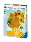 Puzzle 1500 peças Van Gogh Os Girassóis