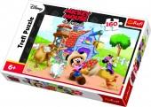 Puzzle 160 peças Mickey Mouse & Friends