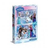 Puzzle 20 peças Frozen