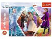 Puzzle 200 peças Frozen 2