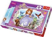 Puzzle 24 pcs Maxi Princesa Sofia