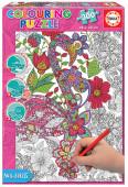 Puzzle 300 peças Colouring Flamingo