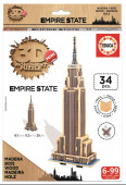 Puzzle 3D Madeira Empire State Building