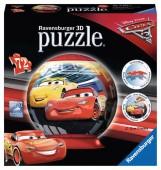 Puzzle 3D Ravensburger 72 peças Cars 3