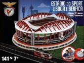 Puzzle 3D Replica Estádio Benfica