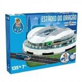 Puzzle 3D Replica Estádio Porto