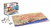 Puzzle 4D - Barcelona Cityscape Cityscape