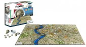 Puzzle 4D - Roma Cityscape Cityscape