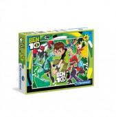Puzzle 60 peças Ben 10