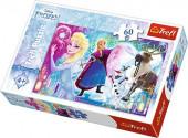 Puzzle 60 peças Frozen