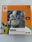 Puzzle 9 Cubos Panda