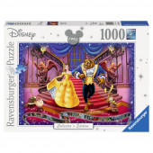 Puzzle A Bela e o Monstro  Disney Clássico 1000 peças