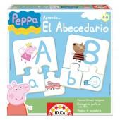 Puzzle Abcedario Peppa Porquinha