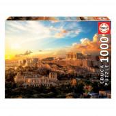 Puzzle Acrópole de Atenas 1000 peças