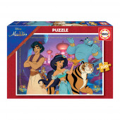 Puzzle Aladdin 100 peças