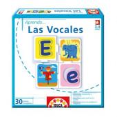 Puzzle Aprendo...As Vogais 30 peças