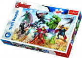 Puzzle Avengers 160 peças