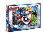 Puzzle Avengers 180 peças