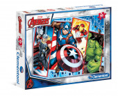Puzzle Avengers 30 peças