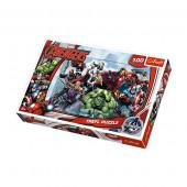 Puzzle Avengers Marvel 100 peças