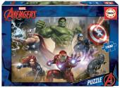 Puzzle Avengers Marvel 1000 peças