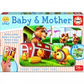 Puzzle  Baby & Mother 16845
