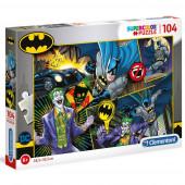 Puzzle Batman e Joker 2020 DC Comics 104 peças