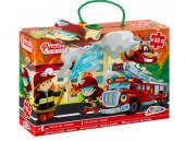 Puzzle Bombeiros 60 peças