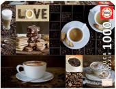 Puzzle Café 1000 peças