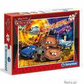 Puzzle Cars Mc Queen Disney Mate 60pz