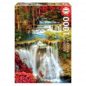 Puzzle Catarata no Bosque 1000 peças