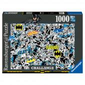 Puzzle Challenge Batman DC Comics 1000 peças