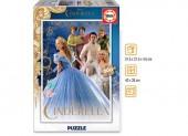 Puzzle Cinderela Disney 200 pc