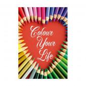 Puzzle Colour Your Life 500 peças