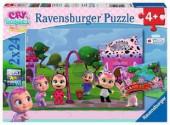 Puzzle Cry Babies 2x24 peças