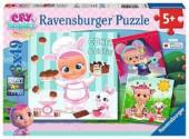 Puzzle Cry Babies 3x49 peças