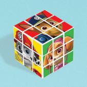Puzzle Cubo Mágico Patrulha Pata Brinde
