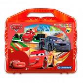Puzzle cubos Cars Disney 24 peças