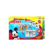 Puzzle de Colorir Mickey 24 peças