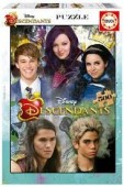Puzzle Descendentes 500 pcs