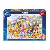 Puzzle Desfile Disney 200 peças