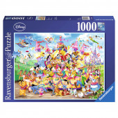 Puzzle Disney Carnaval 1000 peças