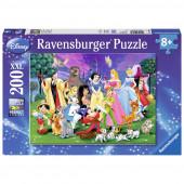 Puzzle Disney Favourites 200 peças