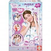 Puzzle Disney Violetta 500 pçs