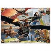 Puzzle Dragons Gigante  24pz