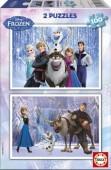 Puzzle Duplo Frozen Olaf