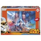 Puzzle Educa Star Wars 300 peças