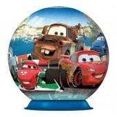 Puzzle em Bola Cars2