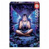 Puzzle Encantamentos Anne Stokes 500 peças