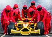 Puzzle Equipa Fórmula 1